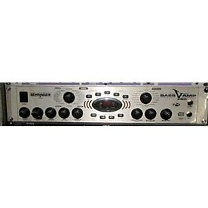 Pre-owned Behringer Bass V-AMP Pro Rack Bass Effect Pedal