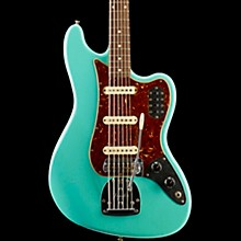 Fender Custom Shop Bass VI Journeyman Relic Electric Bass Guitar Sea Foam Green