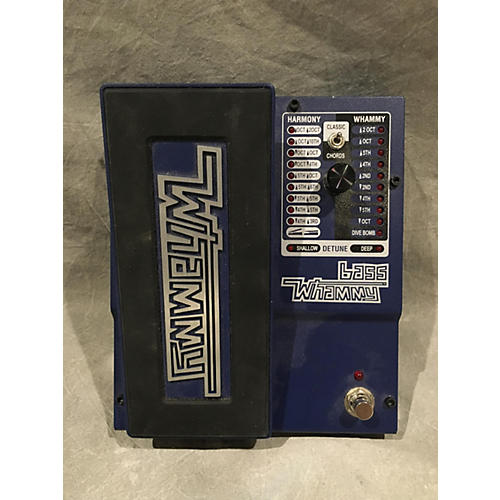 Digitech Bass Whammy Bass Effect Pedal-thumbnail