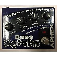 Aphex Bass Xciter Bass Effect Pedal