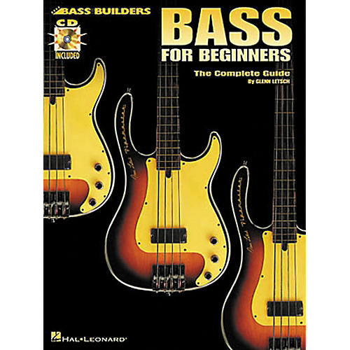 Hal Leonard Bass for Beginners-thumbnail