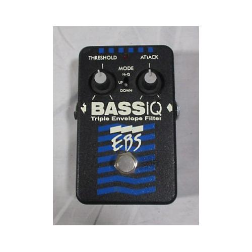 EBS BassIQ Triple Envelope Filter Bass Effect Pedal-thumbnail