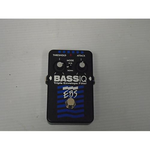 EBS BassIQ Triple Envelope Filter Bass Effect Pedal
