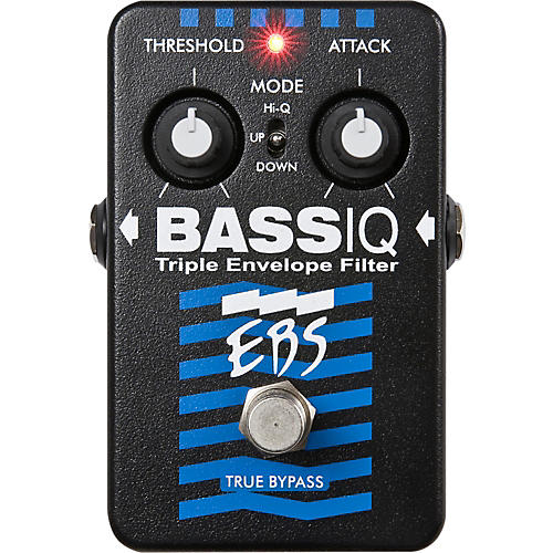 EBS BassIQ Triple Envelope Filter Pedal-thumbnail