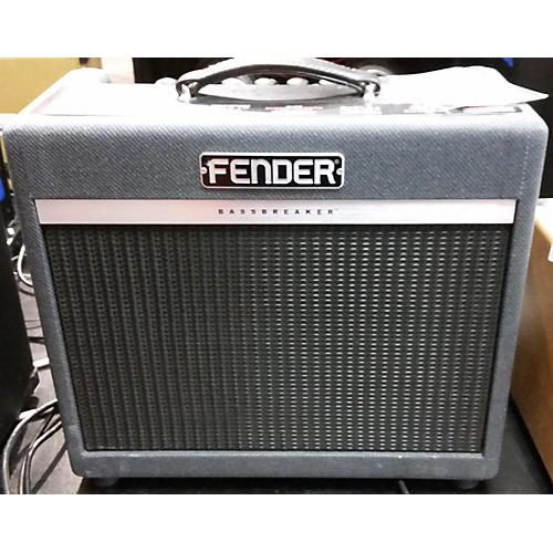Fender Bassbreaker 15W 1x12 Tube Guitar Combo Amp-thumbnail