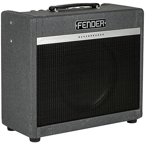 fender bassbreaker 15w 1x12 tube guitar combo amp guitar center. Black Bedroom Furniture Sets. Home Design Ideas