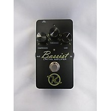 Keeley Bassist Limiting Amplifier Effect Pedal