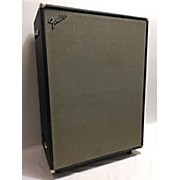 Fender Bassman 100 Cabinet Bass Cabinet