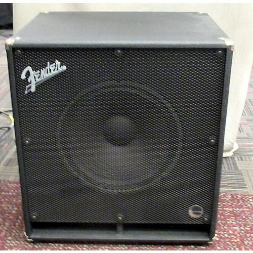 Fender Bassman 115 1x15 Bass Cabinet-thumbnail
