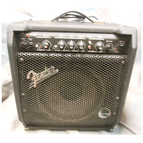 used fender bassman 25 25w 1x10 bass combo amp guitar center. Black Bedroom Furniture Sets. Home Design Ideas
