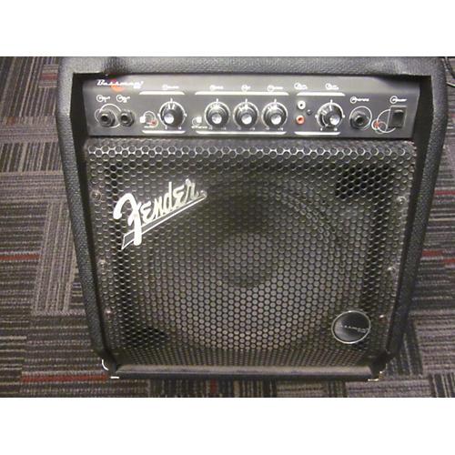 Fender Bassman 25 25W 1x10 Bass Combo Amp-thumbnail