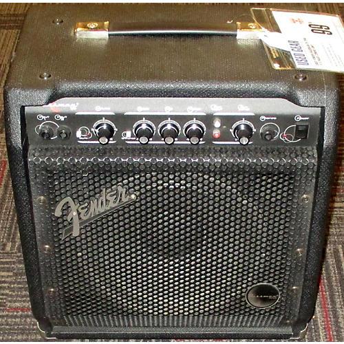 Fender Bassman 25 25W 1x10 Bass Combo Amp