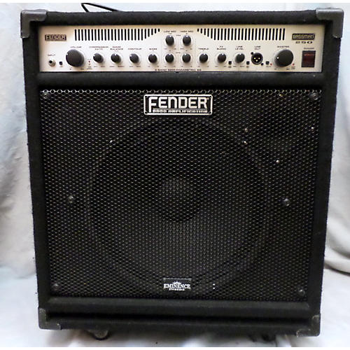 Fender Bassman 250 Bass Combo Amp-thumbnail