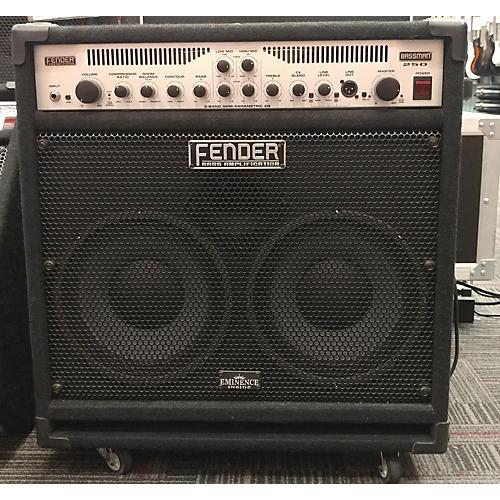 used fender bassman 250 bass combo amp guitar center. Black Bedroom Furniture Sets. Home Design Ideas