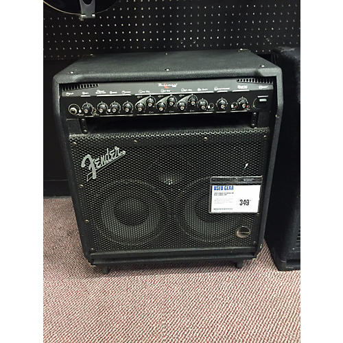 used fender bassman 400 bass combo amp guitar center. Black Bedroom Furniture Sets. Home Design Ideas