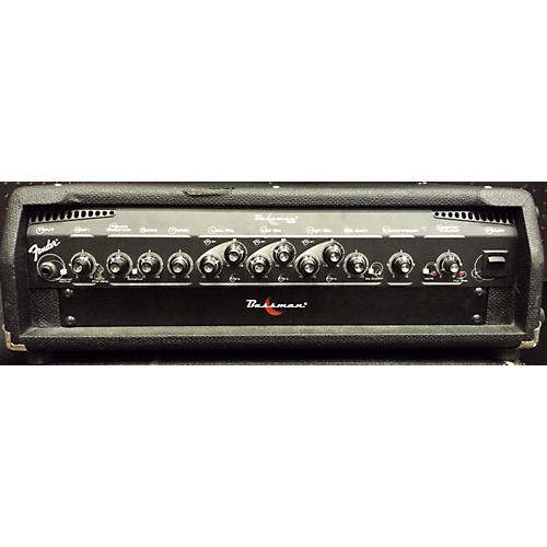 Fender Bassman 400W Bass Amp Head