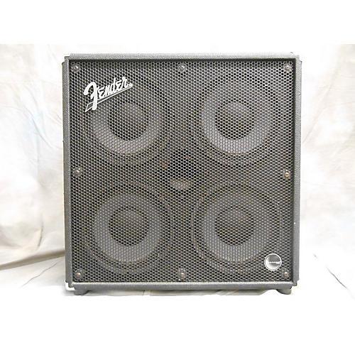 Fender Bassman 410 4x10 Bass Cabinet-thumbnail