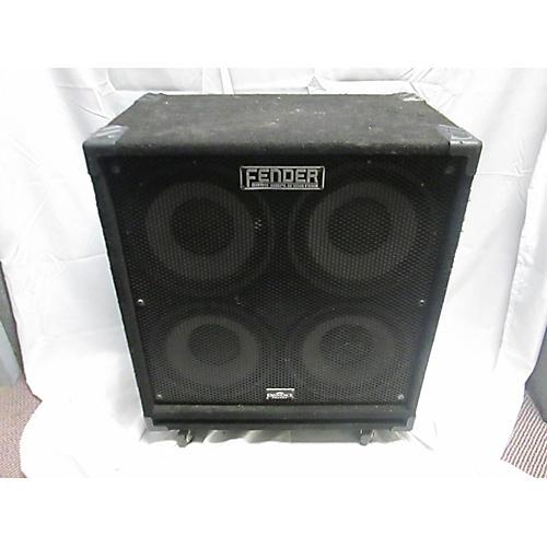used fender bassman 410 4x10 bass cabinet guitar center. Black Bedroom Furniture Sets. Home Design Ideas