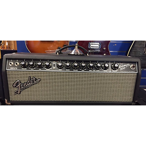 Fender Bassman 500 Bass Amp Head