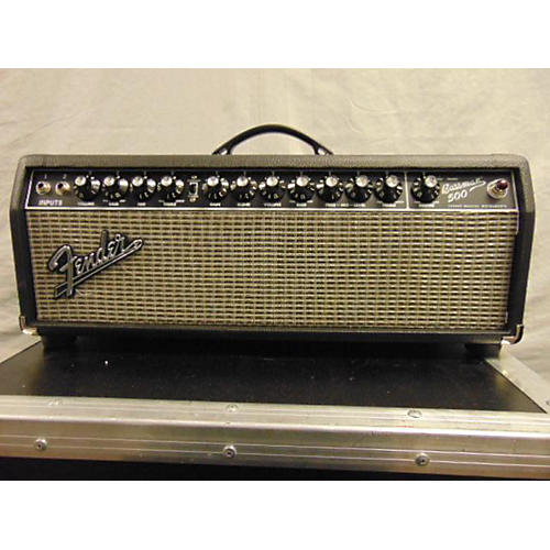 Fender Bassman 500 Bass Amp Head-thumbnail