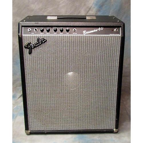 Fender Bassman 60 1X18 Bass Combo Amp-thumbnail