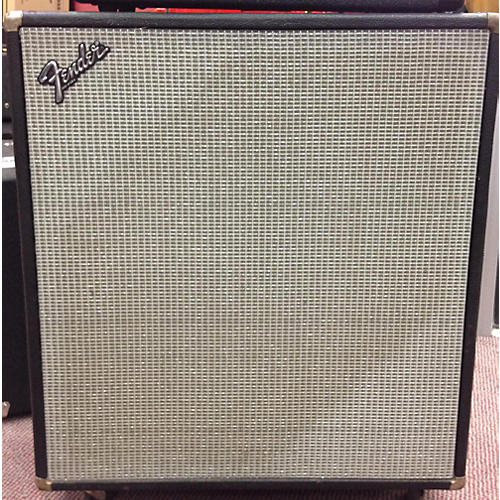 Fender Bassman 70 2x15 Bass Cabinet-thumbnail