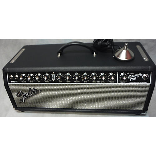 Fender Bassman 800 : used fender bassman 800 hybrid 800w bass amp head guitar center ~ Russianpoet.info Haus und Dekorationen