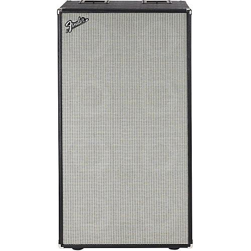 Fender Bassman 810 Pro 2,000W Bass Speaker Cabinet-thumbnail