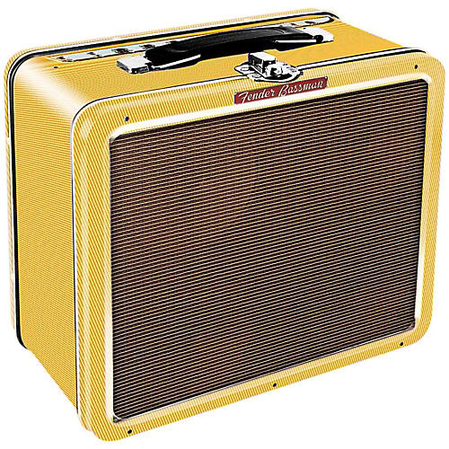Fender Bassman Amp Lunch Box-thumbnail