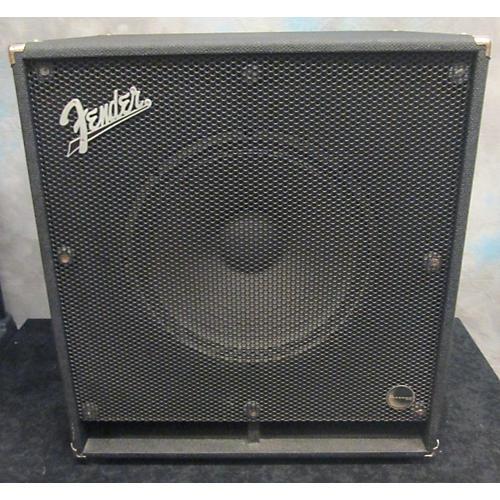Fender Bassman Neo 1X15 Bass Cabinet-thumbnail