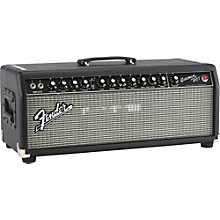 Fender Bassman Pro 100T 100W Tube Bass Amp Head