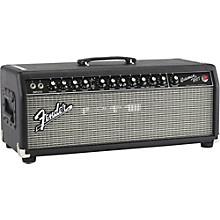 Fender Bassman Pro 100T 100W Tube Bass Amp Head Level 1 Black