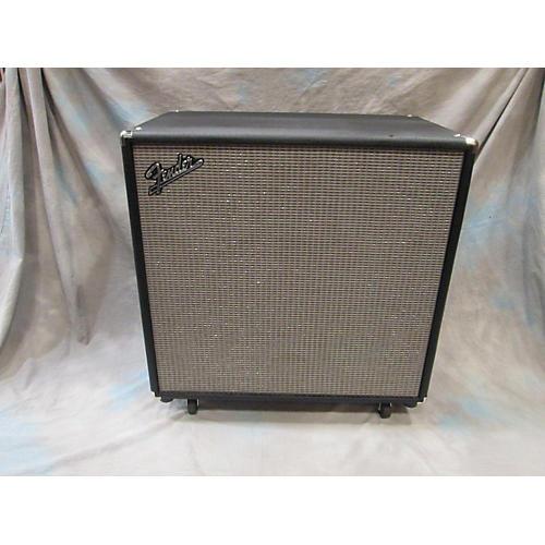 Fender Bassman Pro 410 4x10 Neo Bass Cabinet-thumbnail