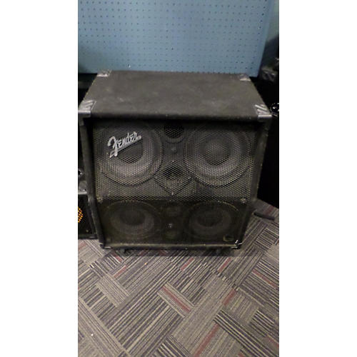 Fender Bassman Pro 410 4x10 Sl Bass Cabinet-thumbnail