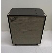 Fender Bassman Pro 4x10 Bass Cabinet