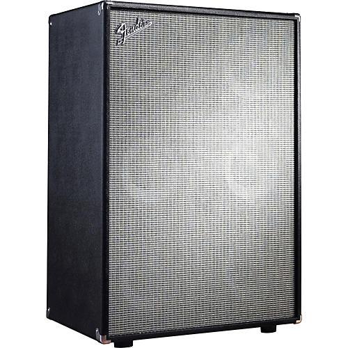 Fender Bassman Pro 610 6x10 Neo Bass Speaker Cabinet Black