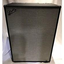Fender Bassman Pro 6x10 Bass Cabinet