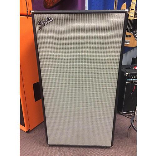 Fender Bassman Pro 810 8x10 Neo Bass Cabinet-thumbnail
