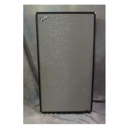 Fender Bassman Pro 810 8x10 Neo Bass Cabinet