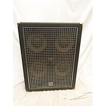Yorkville Bassmaster XC410 Bass Cabinet