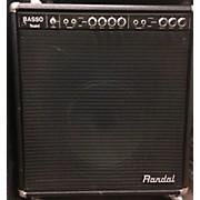 Randall Basson Rb60 Bass Combo Amp