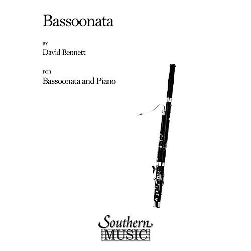 Southern Bassoonata (Bassoon) Southern Music Series by David Bennett