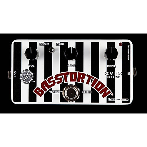 Zvex Basstortion Bass Distortion Pedal-thumbnail