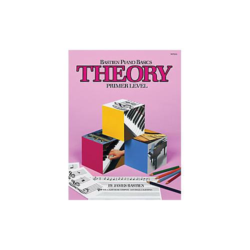KJOS Bastien Piano Basics Theory Primer-thumbnail