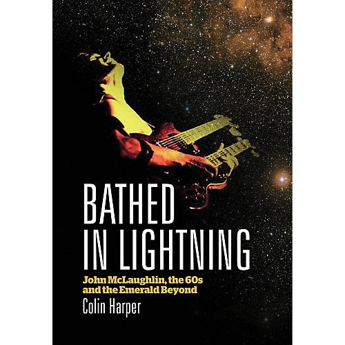 Jawbone Press Bathed in Lightning Book Series Softcover Written by Colin Harper