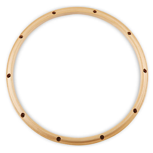 Gibraltar Batter Side Wood Drum Hoop 14 in. 10-Lug