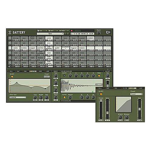 Native Instruments Battery 2 VST Drum Sampler