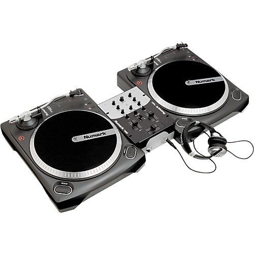 Numark Battle Pak DJ System-thumbnail