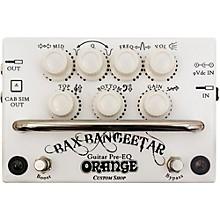 Orange Amplifiers Bax Bangeetar Pre-EQ Guitar Effects Pedal