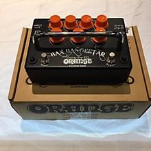 Orange Amplifiers Bax Bangeetar Pre-EQ Pedal